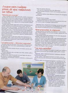 Blog de Educación Infantil, recursos y consejos para docentes, padres y alumnos