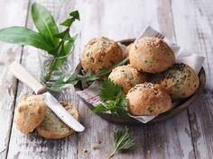 Unsere Brot- und Brötchenrezepte sind frisch, lecker, knusprig und einfach zu backen. Welche Zutaten Ihr benötigt, erfahrt Ihr hier!