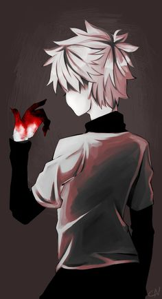 By caneggy on DeviantArt  Hunter x Hunter | hxh | Killua Zoldyck | Anime