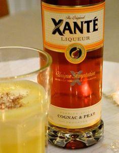xante dark chocolate drinkrecept