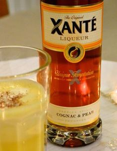 xante dark chocolate drinkrecept