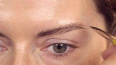 The Most Natural Way to Fake Full Eyebrows   Big, lush eyebrows are here to stay. So what do you do if you over-plucked in the 90s and no longer have the natural fullness a la Brooke Shields? Makeup artist Katie Jane Hughes has found the answer and mastered this technique, thanks to her personal experience of dealing with barely there brows. The key is her precise hair-like strokes that are so real looking, people will wonder how they grew o...