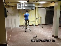 At Elite Deep Cleaning Services, our highly skilled cleaning experts take the time to give each job the attention to detail that it deserves. We take just as much pride in our one time deep cleaning service responsibilities as we do our regular commercial cleaning services. We work with a variety of environments and industries.
