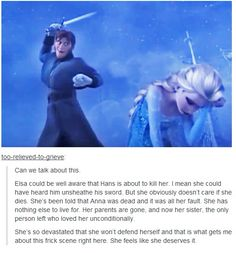 This is so deep if you really think and look beyond what you see. DISNEY does this so well, scenes on two different levels. Kids get one and hopefully their parents/adults get the other. Disney Jokes, Disney Facts, Disney Fun, Disney Magic, Disney Frozen, Disney Stuff, Funny Disney, Disney And Dreamworks, Disney Pixar