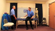 "From http://famouspt.com/ ""Famous"" Physical Therapists, Bob Schrupp and Brad Heineck, demonstrate quick relief for thoracic outlet syndrome. CONTACT US! Send..."