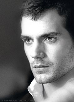 Henry Cavill photographed by Elin Hörnfeldt for Dunhill