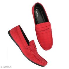 Casual Shoes Trendy Synthetic Men's Shoe  *Material* Outer- Synthetic , Sole Material- PVC  *UK/IND Size* 6, 7, 8, 9, 10  *Fastening* Slip On  *Description* It Has 1 Pair Of Men's Shoe  *Pattern* Solid  *Sizes Available* IND-7, IND-8, IND-9, IND-10 *    Catalog Name: Classy Mens Solid Loafers Vol 2 CatalogID_121088 C67-SC1235 Code: 615-1008426-999