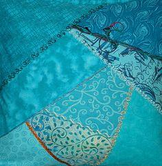BERNINA 8 Series - Crazy Patch Pillow Sampler