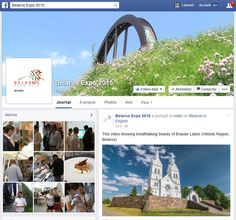 Expo 2015 Milano Blog: Follow Belarus pavilion on Facebook !