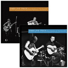 Live Trax volumes 23 and 24 are now available for Pre-Order at the Dave Matthews Band Official Store. This marks the first time we have featured Dave Matthews and Tim Reynolds shows in the series!