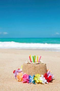 Mar, biscocho, cumpleaños