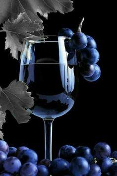 Photo Good Vibes Energy Affirm Your Life : Self-Help. Color Splash, Color Pop, Wine Glass, Glass Art, Glass Photography, Fruit Photography, Wine Art, In Vino Veritas, Still Life Art