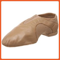 Bloch Women's Flow Slip On Jazz Shoe,Tan,8.5 M US - Athletic shoes for women (*Amazon Partner-Link)