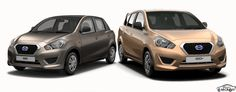 Go and GoPlus are getting new Features and Prices by Datsun in India | Car Crox