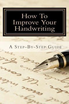 Want to improve your handwriting skills? If you put in the time, handwriting exercises will greatly improve anyone's handwriting. Cursive Handwriting Practice, Improve Your Handwriting, Handwriting Analysis, Handwriting Worksheets, Perfect Handwriting, Learn Cursive, Handwriting Classes, Handwriting Exercises, Hobbies For Adults