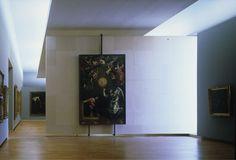 EMMANUELLE BEAUDOUIN, LAURENT BEAUDOUIN, SYLVAIN GIACOMAZZI, JEAN-LUC ANDRÉ, CLAUDE PROUVÉ ARCHITECTES : MUSÉE DES BEAUX-ARTS DE NANCY