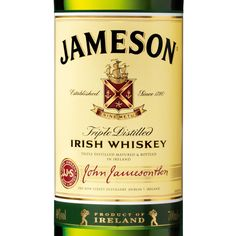Image result for jameson label only
