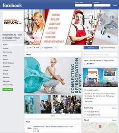 Cum te mai poti promova ca firma pe piata instalatiilor din Romania? Mai, Banner, Blog, Banner Stands, Blogging, Banners