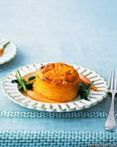"""See the """"Carrot Pudding Souffles with Buttered Spring Vegetables"""" in our Carrot Recipes gallery"""