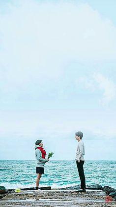 Image about kdrama in ~Goblin ~도깨비♥️GongYoo by Goblin Korean Drama, Goblin Gong Yoo, Moorim School, Yoo Gong, W Two Worlds, Weightlifting Fairy Kim Bok Joo, Drama Memes, Lee Dong Wook, Yook Sungjae