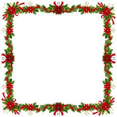 Large Christmas Transparent PNG Photo Frame | Gallery Yopriceville - High-Quality Images and Transparent PNG Free Clipart