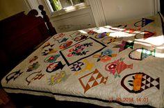 2014 October 17 Belle Mont Historic Home/Quilt Tour