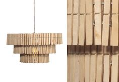 clothespin light