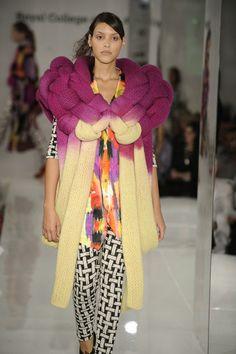 RCA, MA Fashion Knitwear