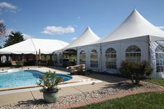 Bauer's Tents & Party Rentals Tents, Reception, Outdoor Decor, Party, Home Decor, Teepees, Decoration Home, Room Decor, Tent