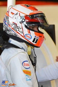 Jenson Button, McLaren, 2015 Australian Formula 1 Grand Prix, Formula 1