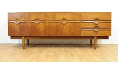 Wow Mid Century 6.5 Ft Danish Inspired by ModCenturyVintage, $1895.00
