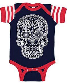 Toddler Baby Boys Bodysuit Short-Sleeve Onesie Dancing Happy Skeletons Print Rompers Spring Pajamas