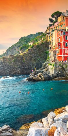 In Manarola, Italy. Vacation Places, Vacation Spots, Places To Travel, Vacations, Cinque Terre, Travel Around The World, Around The Worlds, Exotic Places, By Train