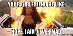 Jealous Girlfriends Be Like Meme - Bing images Jelous Girlfriend, Jealous Girlfriend Quotes, Jealous Meme, Jealous Boyfriend, Find A Boyfriend, Im Jealous, Girlfriend Humor, Boyfriend Memes, Me As A Girlfriend