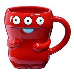 Uglydoll ceramic mug