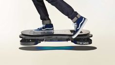 【動画】宙に浮かぶ未来型スケボー「HENDOホバーボード」国内展開 | Fashionsnap.com