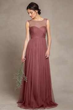 c9e0b0705bbe Jenny Yoo Collection Bridal and Bridesmaids Dresses for the simple bride.
