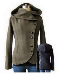 Market & Spruce Thebes Knit Asymmetrical Button Jacket - Stitch Fix- I need this in an XL to wear layers!!