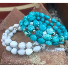 Bead Wrap Bracelet by 2nd Story Goods from Haiti