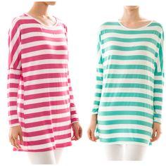 This tunics run a little big.  Only $24 S•M•L Follow us on IG: ShopHelloDarling