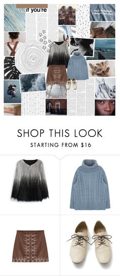 """""""do i ever cross your mind?"""" by lucidmoon ❤ liked on Polyvore featuring Chicwish"""