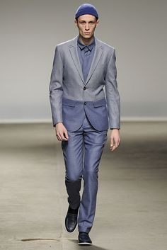 Richard Nicoll AW13 #LondonCollections