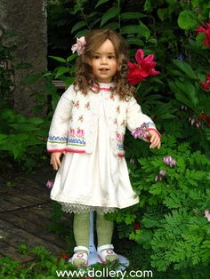Sissel Bjorstad Skille Collectible Dolls