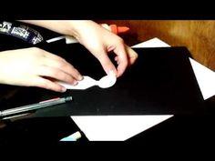 ORIGAMI - MARCADOR BONECA JAPONESA 2ª PARTE - YouTube