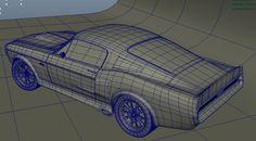 1967 Shelby GT500 | SMCars.Net - Car Blueprints Forum
