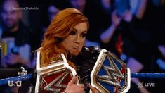 Becky's facial expression tho🤣 Wrestling Divas, Women's Wrestling, Becky Wwe, Rebecca Quin, Wwe World, Raw Women's Champion, Royal Rumble, Becky Lynch, Wwe Womens