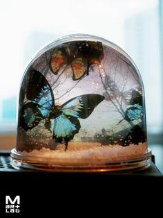 みちくさアートラボ~写真雑貨<透明樹脂(レジン)アクセサリー>講座開催中 Water Globes, Snow Globes, The Bell Jar, Bell Jars, Resin Casting, Resin Crafts, Shake, Handmade, Jars