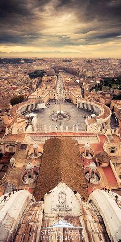 In Roma...