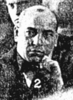 Genovese Consigliere Saverio Pollaccia (Born in Cefalu, 1887-died 1932). In 1920 he accompanied Yale to Chicago, where Yale was suspected of killing Colosimo. During the mid-1920's he moved his allegiance to Joseph Masseria, becoming a trusted advisor. Masseria was killed in 1931, without the protection of Masseria or Yale [killed in 1928], he became isolated. Genovese had a grudge against him, and with the help of Paul Ricca, lured him to Chicago and made him disappear [1932-3].