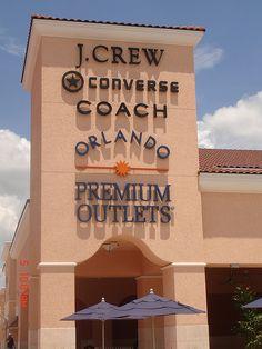 Orlando Outlets, via Flickr